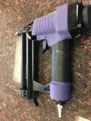CENTRAL PNEUMATIC NAIL GUN for Sale in Austin, TX