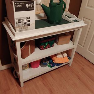 White Changing Table - Last Call for Sale in Philadelphia, PA