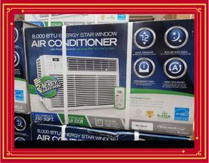 8000 btu window air conditioner....new.......ac for Sale in Walnut, CA