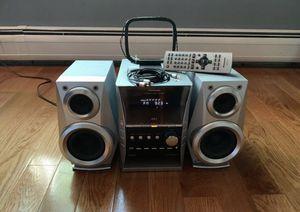 Panasonic Radio/CD Stereo Speaker System for Sale in Hazlet, NJ