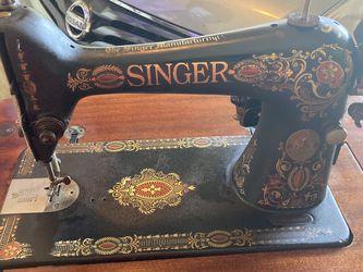 Antique Singer Sewing Machine for Sale in Port Charlotte,  FL