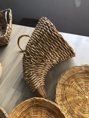 Planter Woven Basket for Sale in San Diego, CA