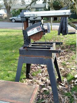 Radical Saw 10in for Sale in Renton,  WA