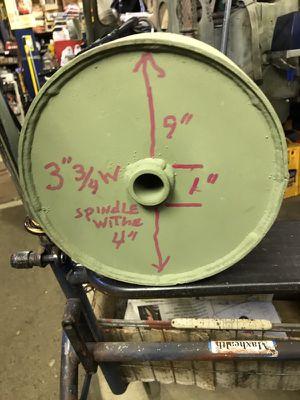 Wheels steel , Heavy Duty Industrial cart for Sale in Portland, OR