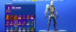 Fortnite PlayStation account (Skull trooper and scythe)(Other rare skins) $100 for Sale in Leesburg, VA