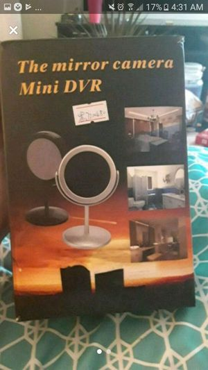 The mirror camera mini dvr for Sale in Bristol, VA