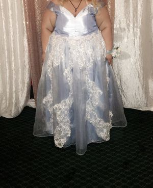 Plus size prom dress for Sale in El Centro, CA