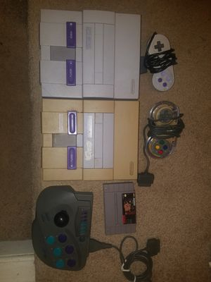super Nintendo for Sale in Dallas, GA