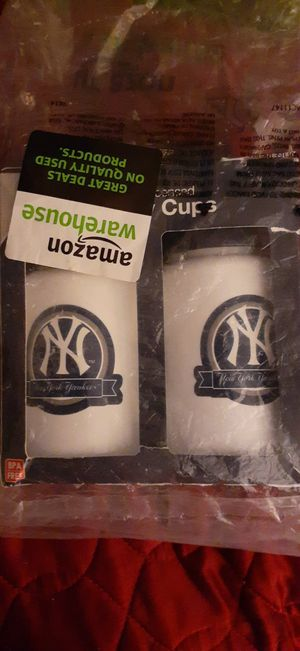 New York Yankees sippy cup for Sale in Carmichael, CA