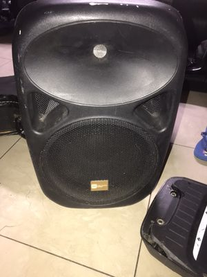 Speaker mono pro audio (NEED GONE) for Sale in Rialto, CA