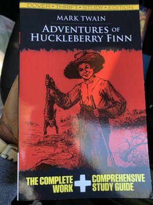 Adventure of Huckleberry Finn for Sale in Kinston, NC