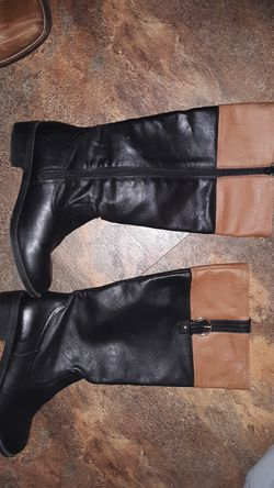 Y not boots. Real English riding boots .cute!!! 25.00$$ for Sale in Temple,  TX