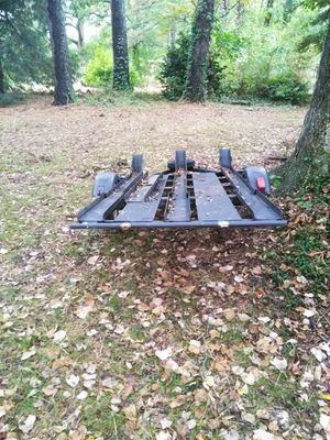 TRAILER 3 RAIL for Sale in Greenville, SC
