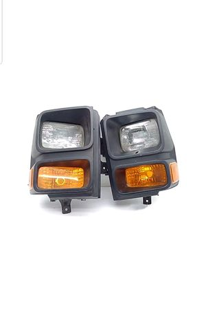 08-10 FORD F250 / F350 SUPERDUTY OEM HEADLIGHTS - PAIR for Sale in Portland, OR
