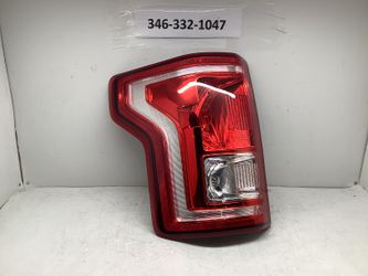 2015 2017 Ford F-150 left tail light for Sale in Houston,  TX