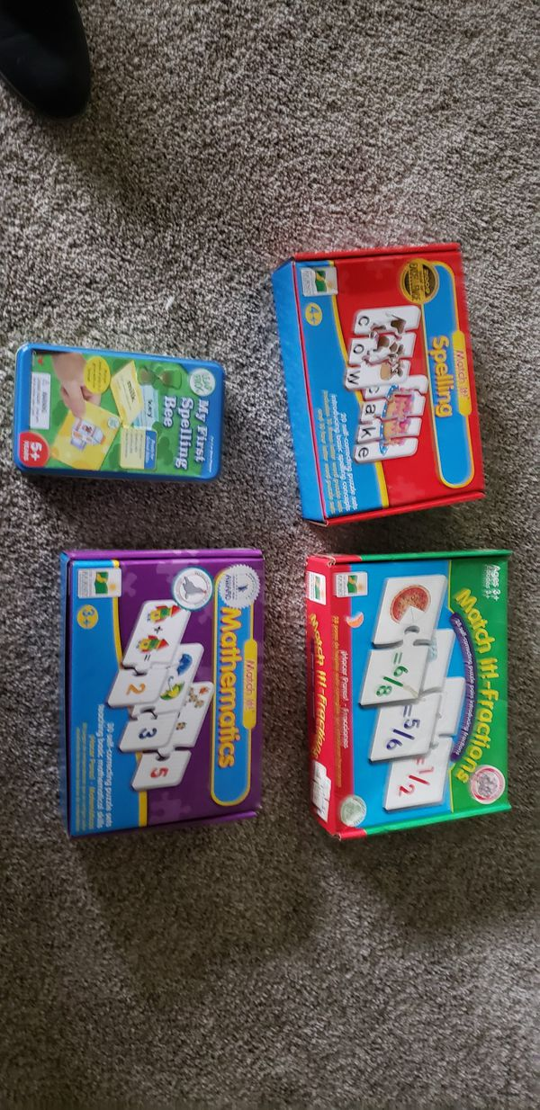 Kids Learning games puzzles