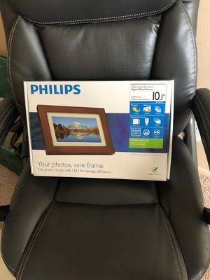 "Philips 10.1"" Digital Photo Frame for Sale in Fort Lauderdale, FL"