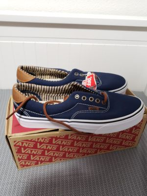 Van's size 8.5 mens brand new for Sale in Seattle, WA