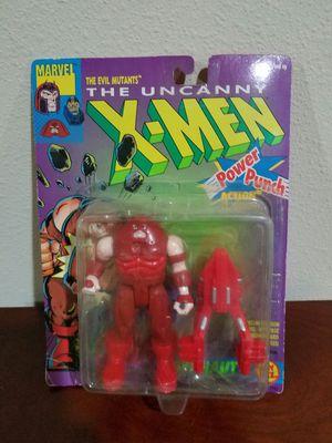 Juggernaut The Uncanny X-Men Marvel Comics ToyBiz RARE VINTAGE COLLECTABLE Action Figure for Sale in Thonotosassa, FL