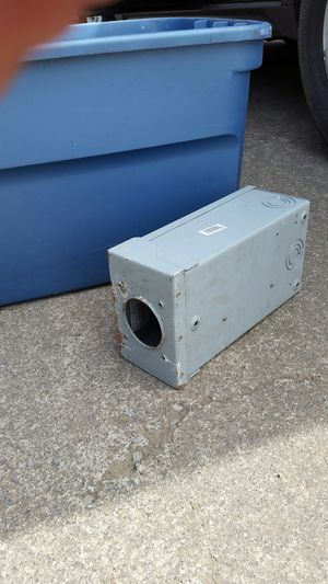 Breaker Box for Sale in Kingsport, TN