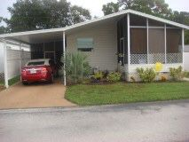 Manufactured home 2/2 new port richey , fl for Sale in New Port Richey, FL