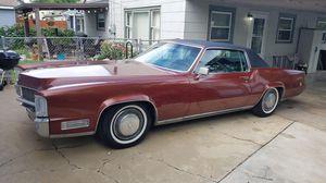 1969 Cadillac Eldorado for Sale in Los Angeles, CA