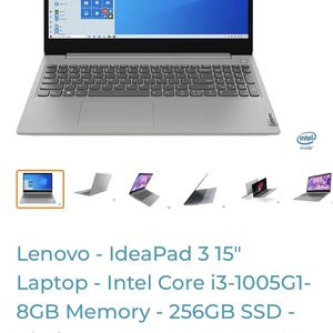 Lenovo Idea Pad 3 for Sale in Lockport, IL