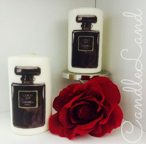 Chanel Beautiful custom made candles for Sale in Hialeah, FL