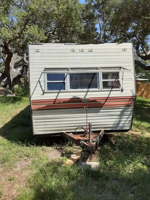 Rv camper fir sell ,, needs TLC but very durable and pulls great for more detail please inbox for Sale in Aransas Pass, TX