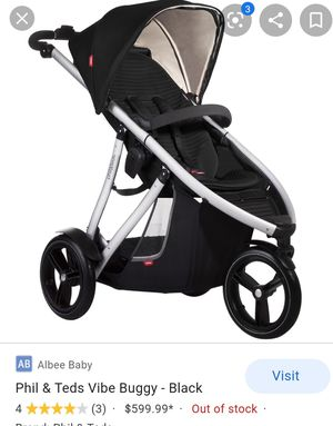Phil&Ted's stroller for Sale in Brooklyn, NY