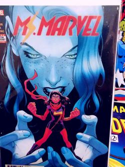 MS. MARVEL #20 NM for Sale in Yakima,  WA