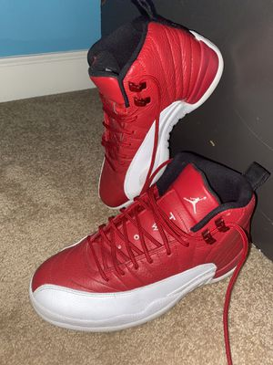 JORDAN 12s Gym Reds SIZE 10(Cashapp only) for Sale in UPPR MARLBORO, MD