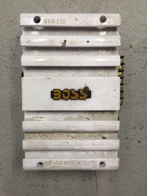 Boss amp for Sale in Pittsburgh, PA