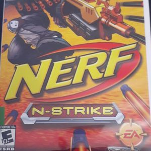 NERF N-STRIKE (Nintendo Wii + Wii U) for Sale in Lewisville, TX