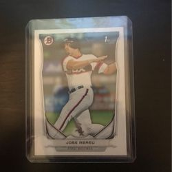 2014 BOWMAN FIRST JOSE ABREU ROOKIE #BP17 for Sale in Bensenville,  IL