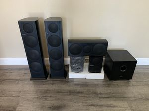 Pioneer 5.1 Home Theater Speakers for Sale in North Las Vegas, NV