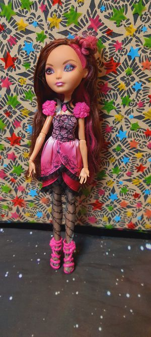 Ever After High Briar Beauty Doll for Sale in Santa Ana, CA