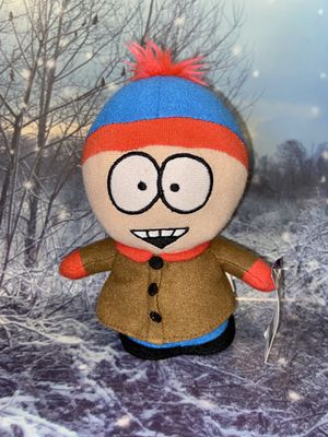 "Brand new South park stan marsh plush toy approximately 8"" for Sale in Lakewood, CA"