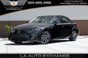 2017 Lexus IS for Sale in Montebello, CA