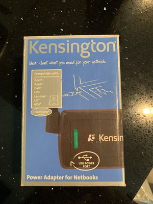 Kingston notebook power apator for Sale in Covina, CA