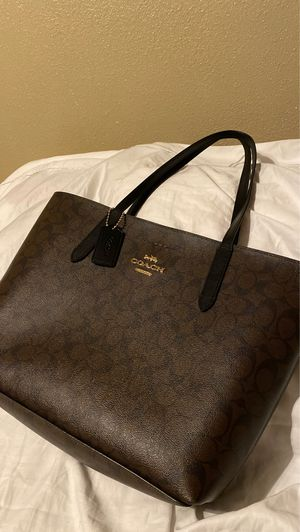 New Coach Tote for Sale in Rancho Cucamonga, CA