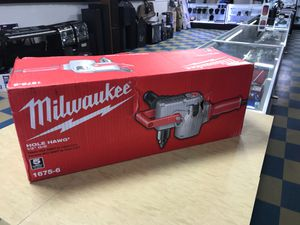 MILWAUKEE HOLE HAWG for Sale in Dearborn Heights, MI