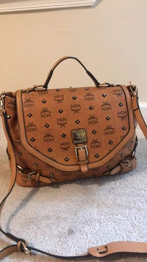 MCM handbag lightly used . Great condition clean for Sale in Philadelphia, PA