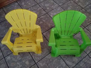 Kids patio chairs for Sale in Long Beach, CA