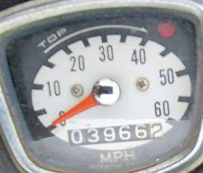 1967 Honda Super Cub CM90 for Sale in Elma,  WA