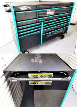 Selling Snap-On Tool Box Like New Price$8OO for Sale in Garden Grove, CA