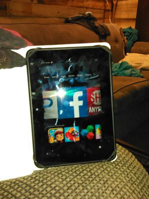 Need gone asap it's a new Kindle Fire works great no issues for Sale in Worthington, OH