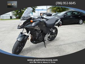 2013 Honda CB500X for Sale in Miami, FL