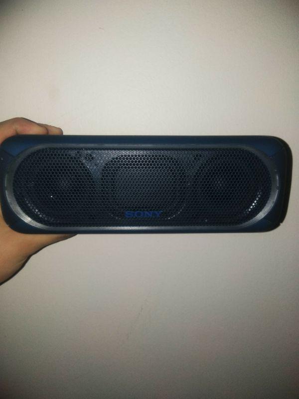 Sony Bluetooth Extra Bass Speaker