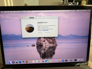 Macbook pro 2017 256gb no cracked for Sale in Glendale Heights, IL
